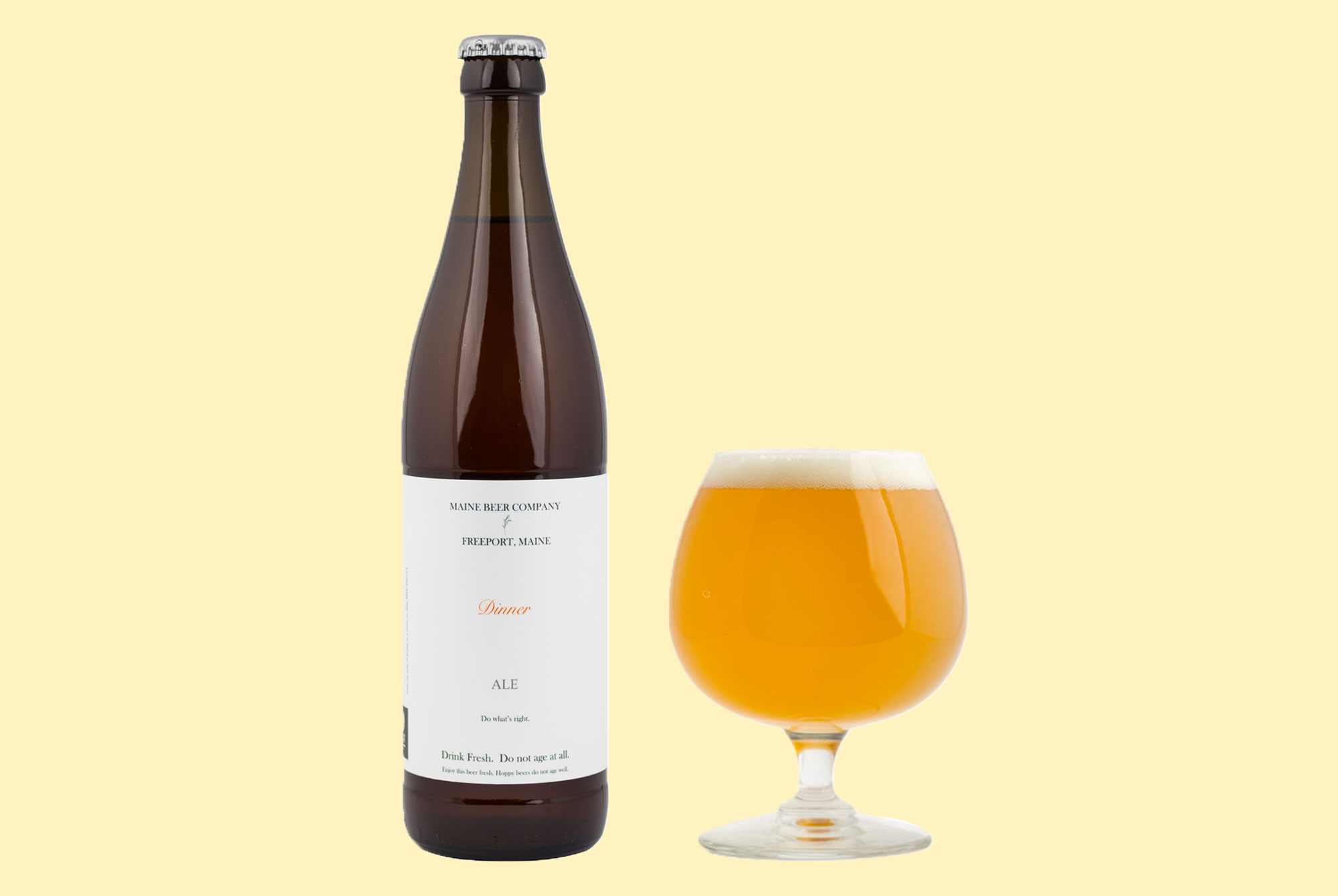 Why Maine Beer's Dinner is America's Best Double IPA