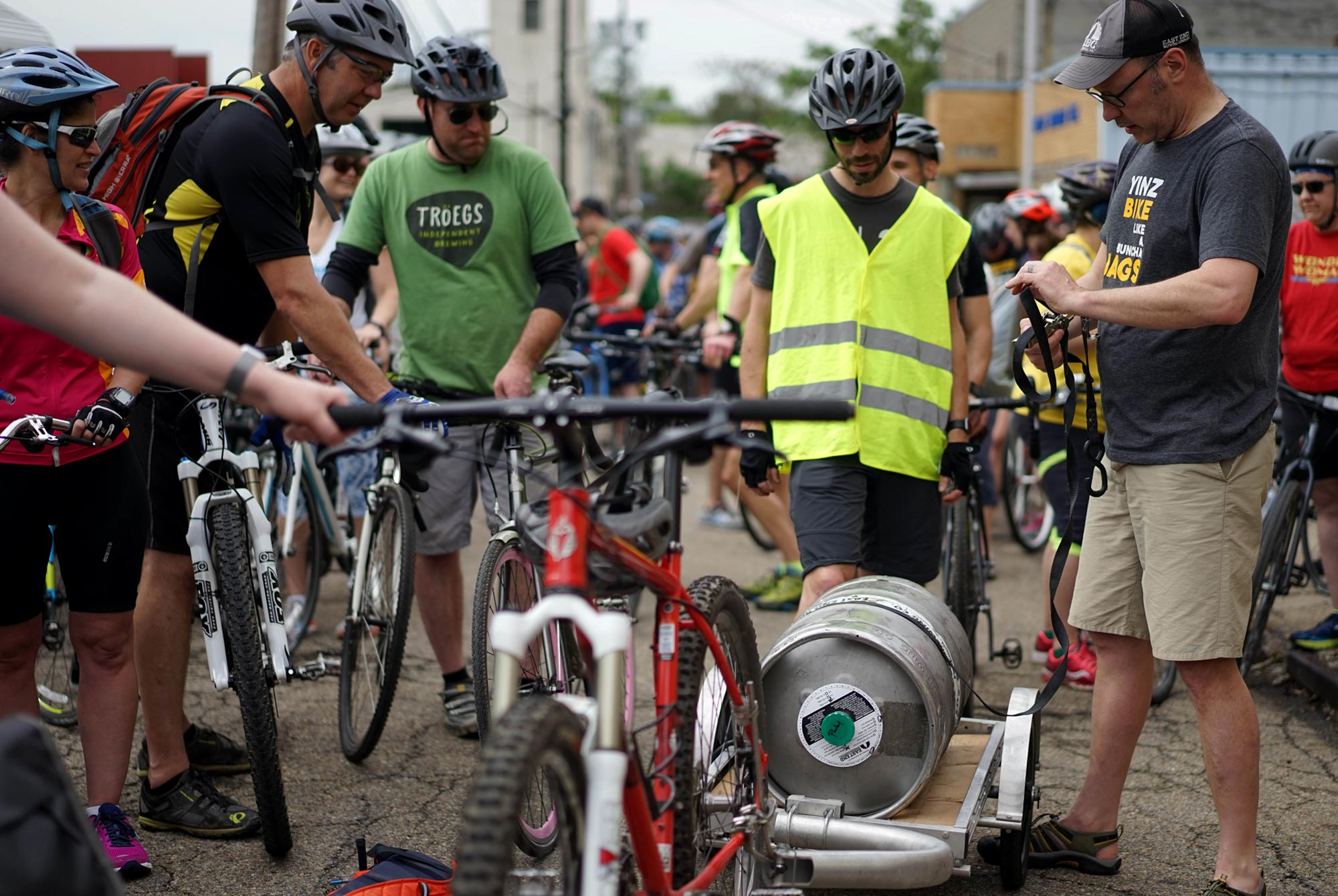 How One Bike Ride Captures the Importance of Craft Beer in America