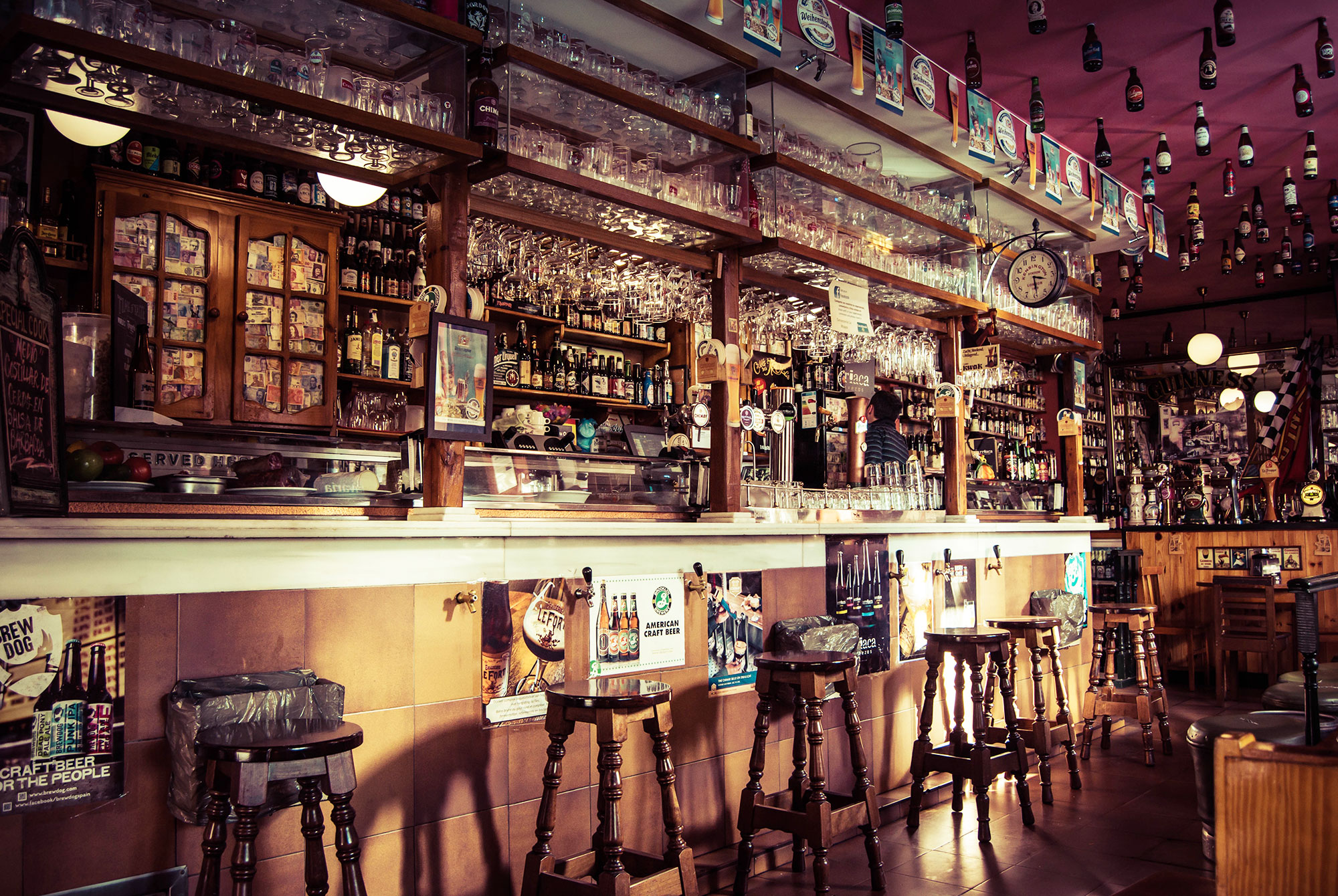 How the Best Bars Curate Their Craft Beer Menu