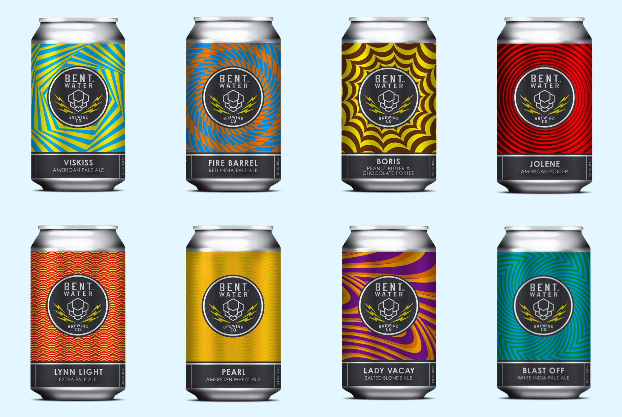 Are These the Most Beautiful Beer Cans in Massachusetts?