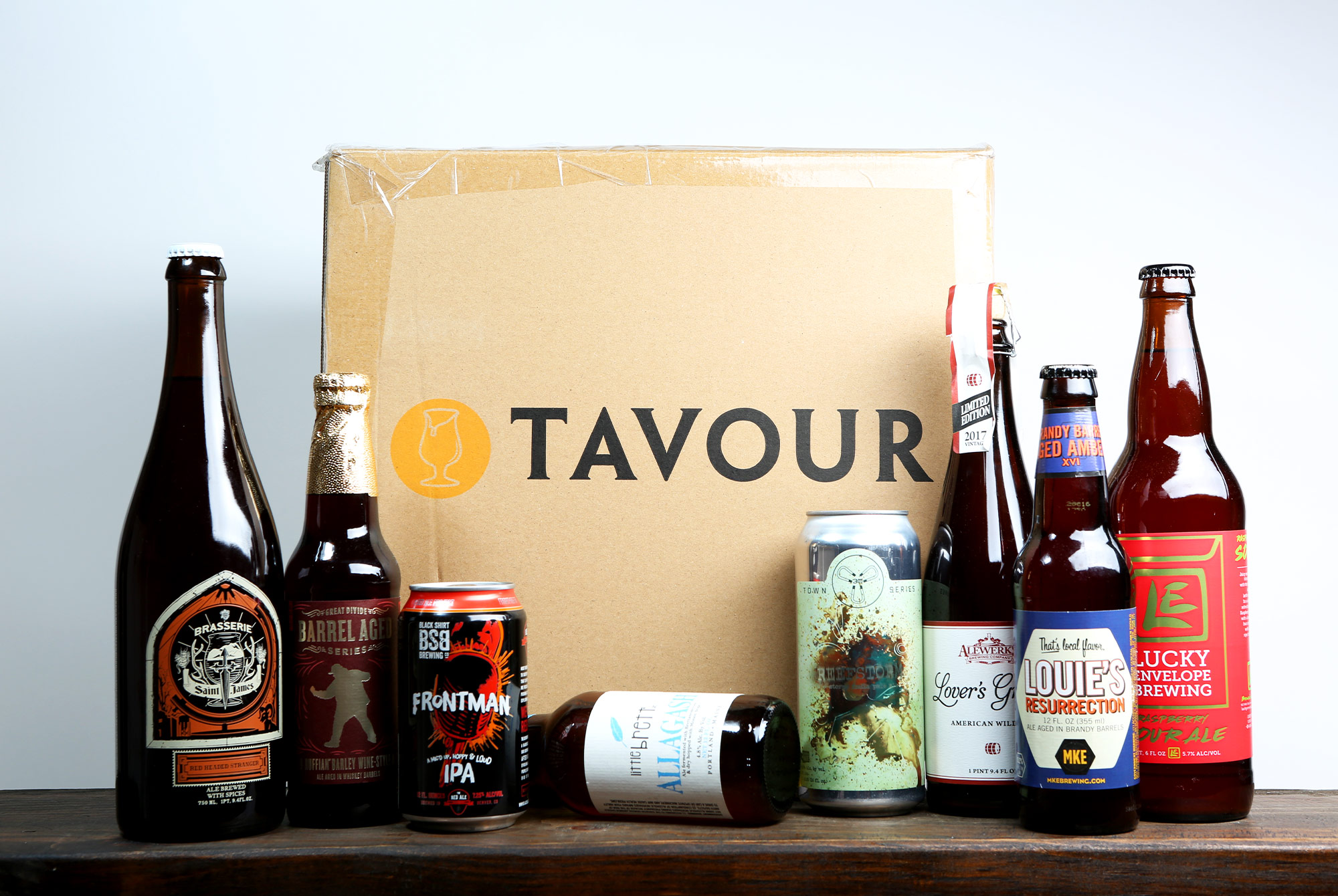Tavour's Beer Delivery Service Specializes in Experimentation