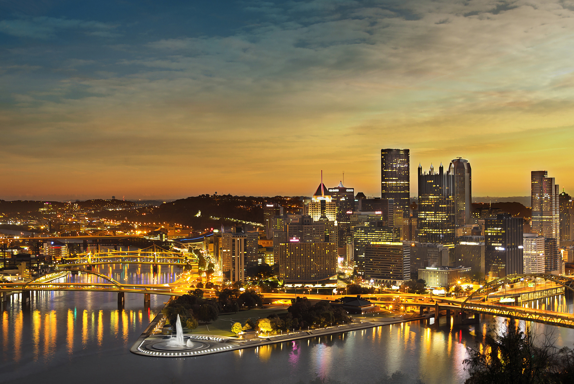 The 5 Best Breweries in Pittsburgh