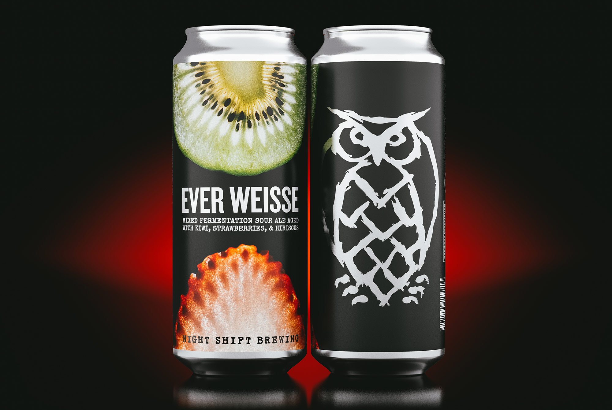 Night Shift Brewing Announces Canned Sour Beer Lineup