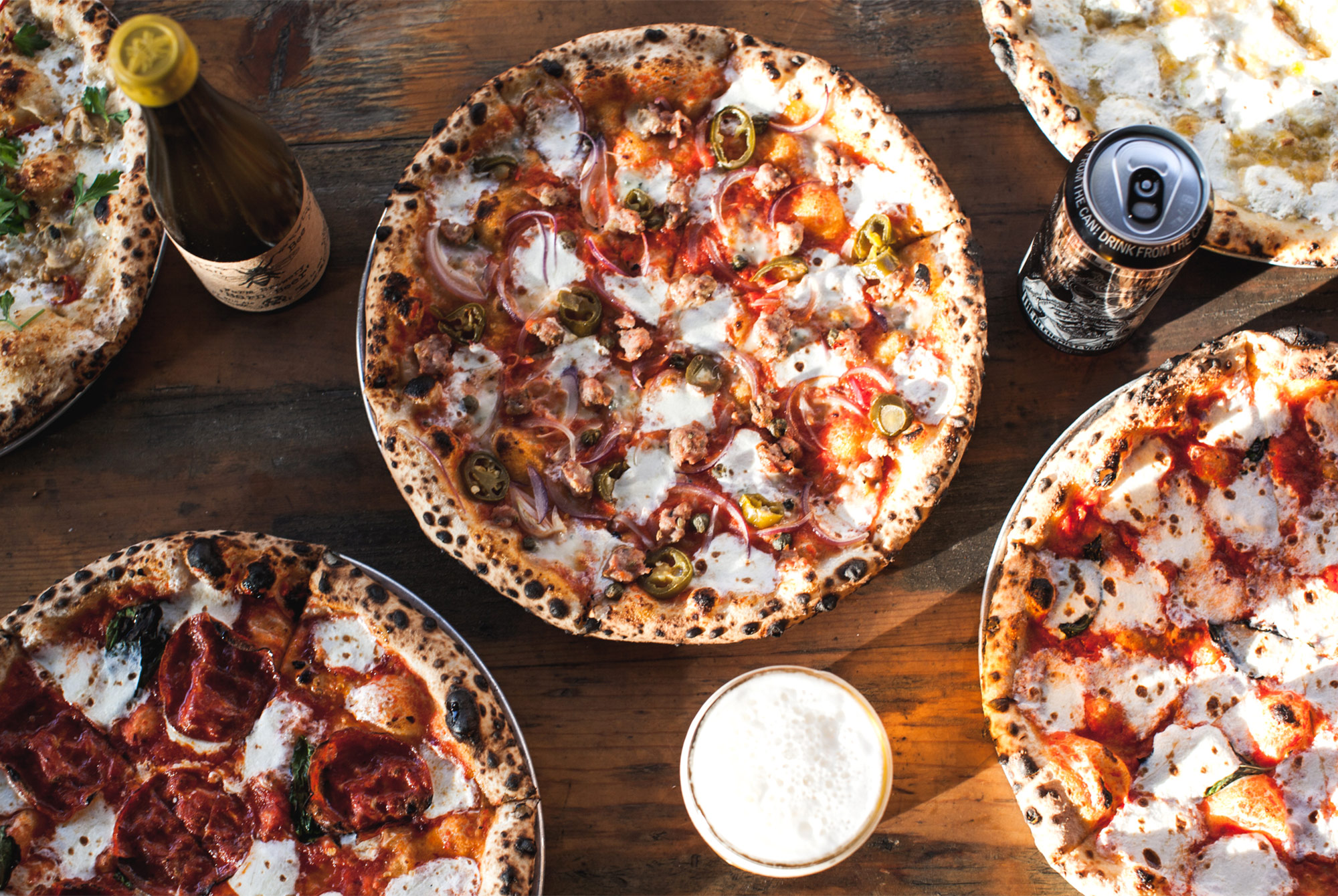 How to Pair Pizza with Beer, According to Roberta's in Brooklyn