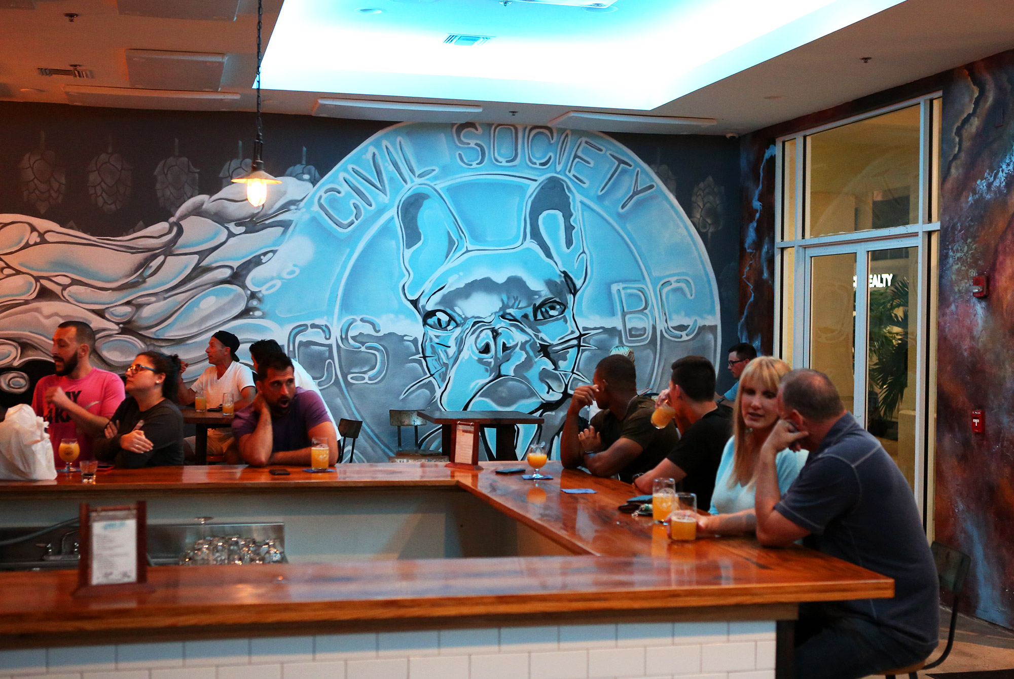 A Pint With Karl Volstad, Founder of Civil Society Brewing