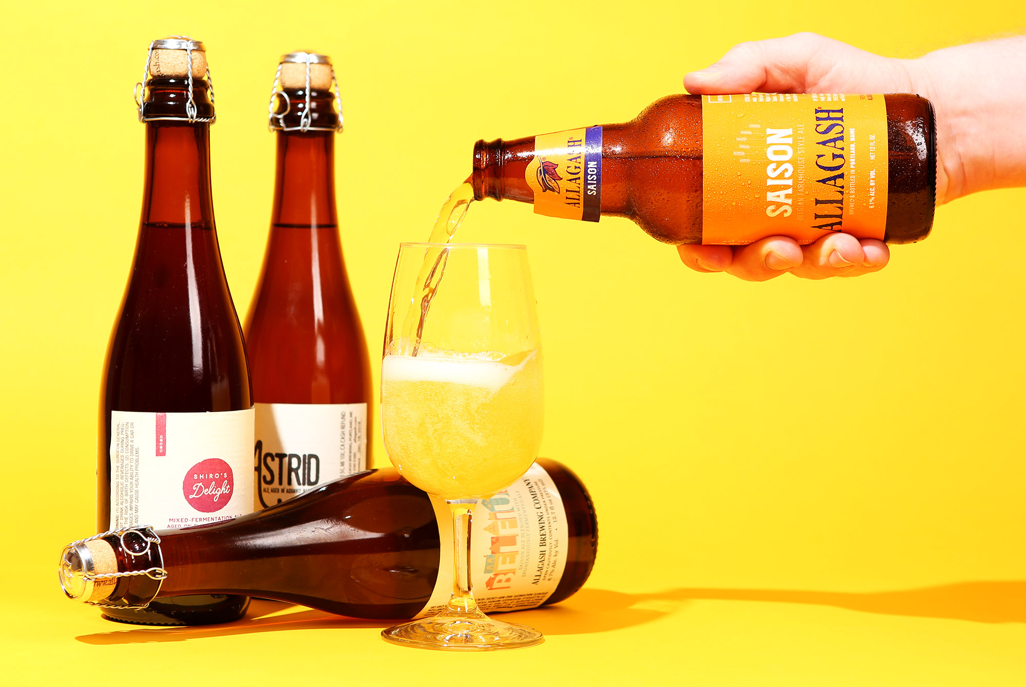 Allagash's Saison Day is a Reflection on Why We Love Beer