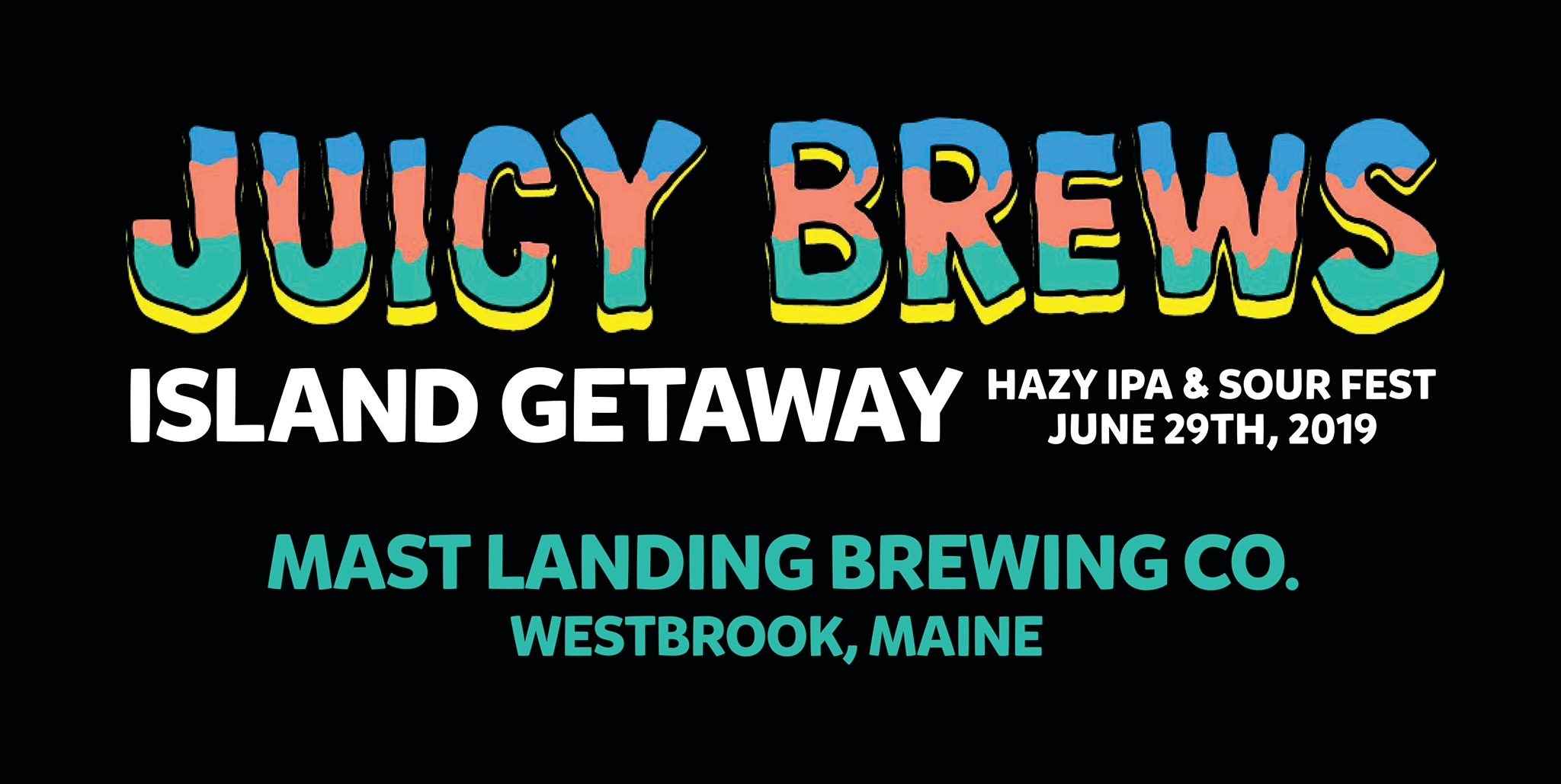 Hop Culture Teams Up with Mast Landing for Juicy Brews Island Getaway