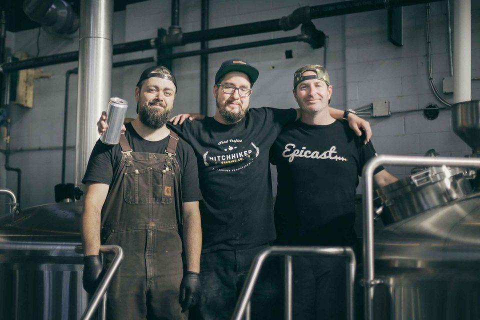 Dealer's Choice: A Day in Pittsburgh with Hitchhiker Brewing Co.