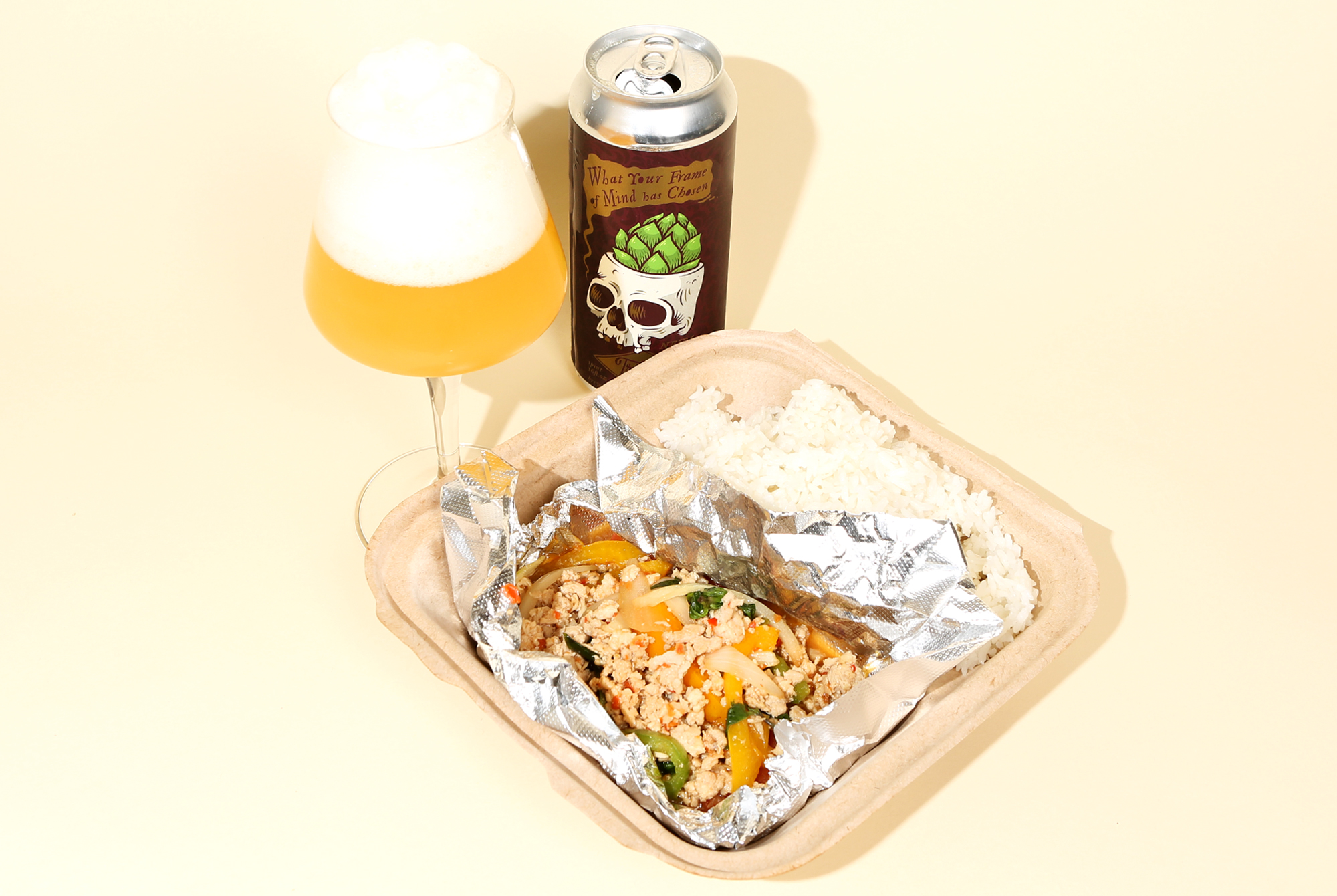 The 5-Minute Guide to IPA Food Pairing
