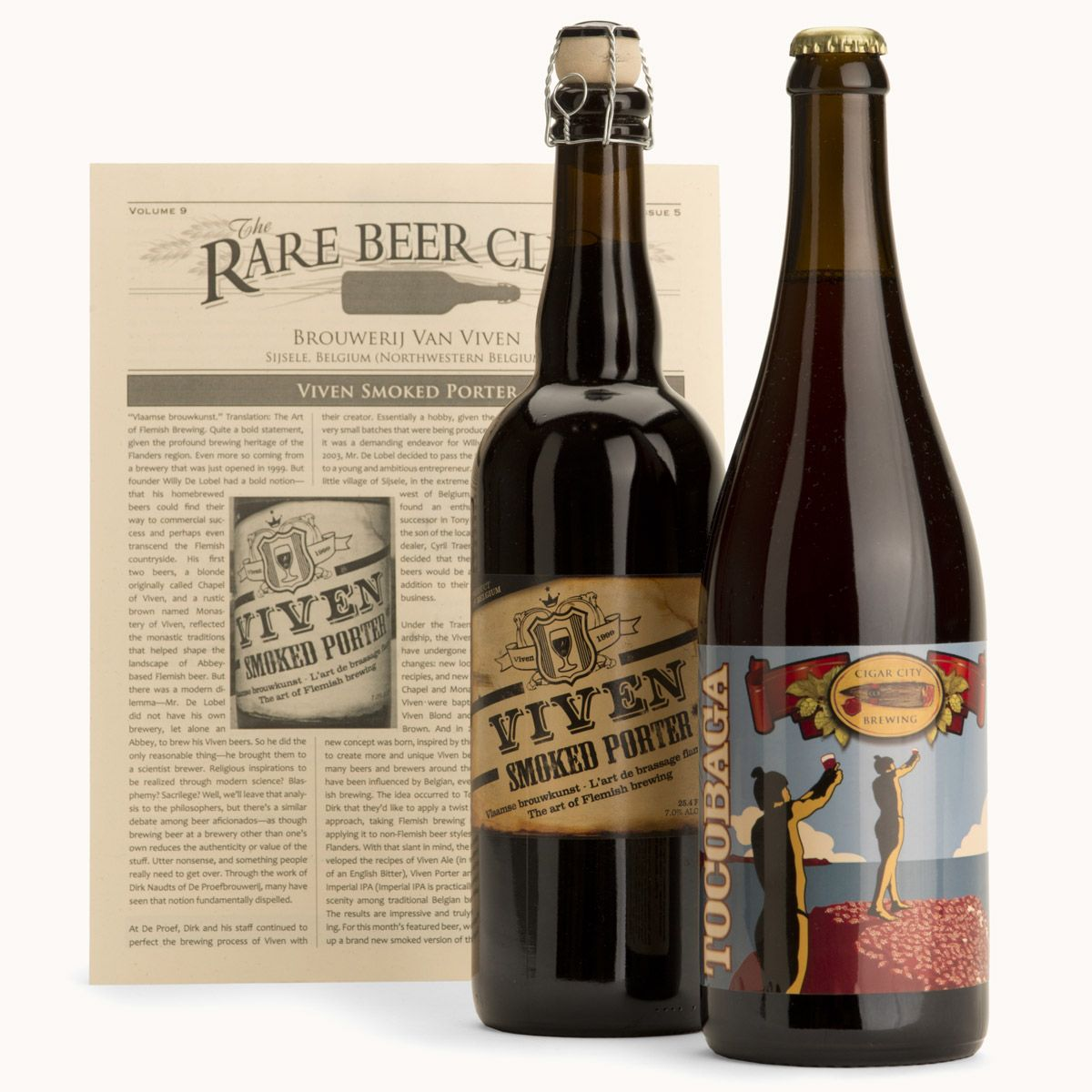 rare beer club fathers day gift idea