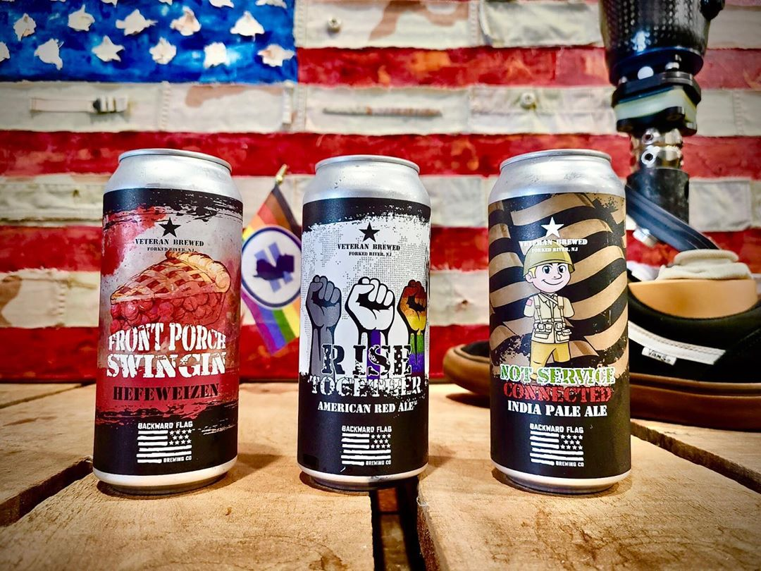 backward flag brewing