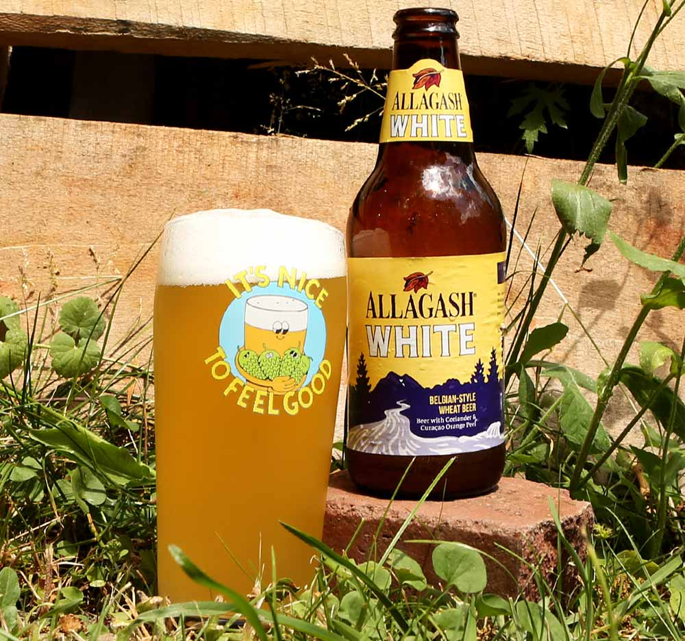 allagash white is one of Hop Culture's best summer beer styles