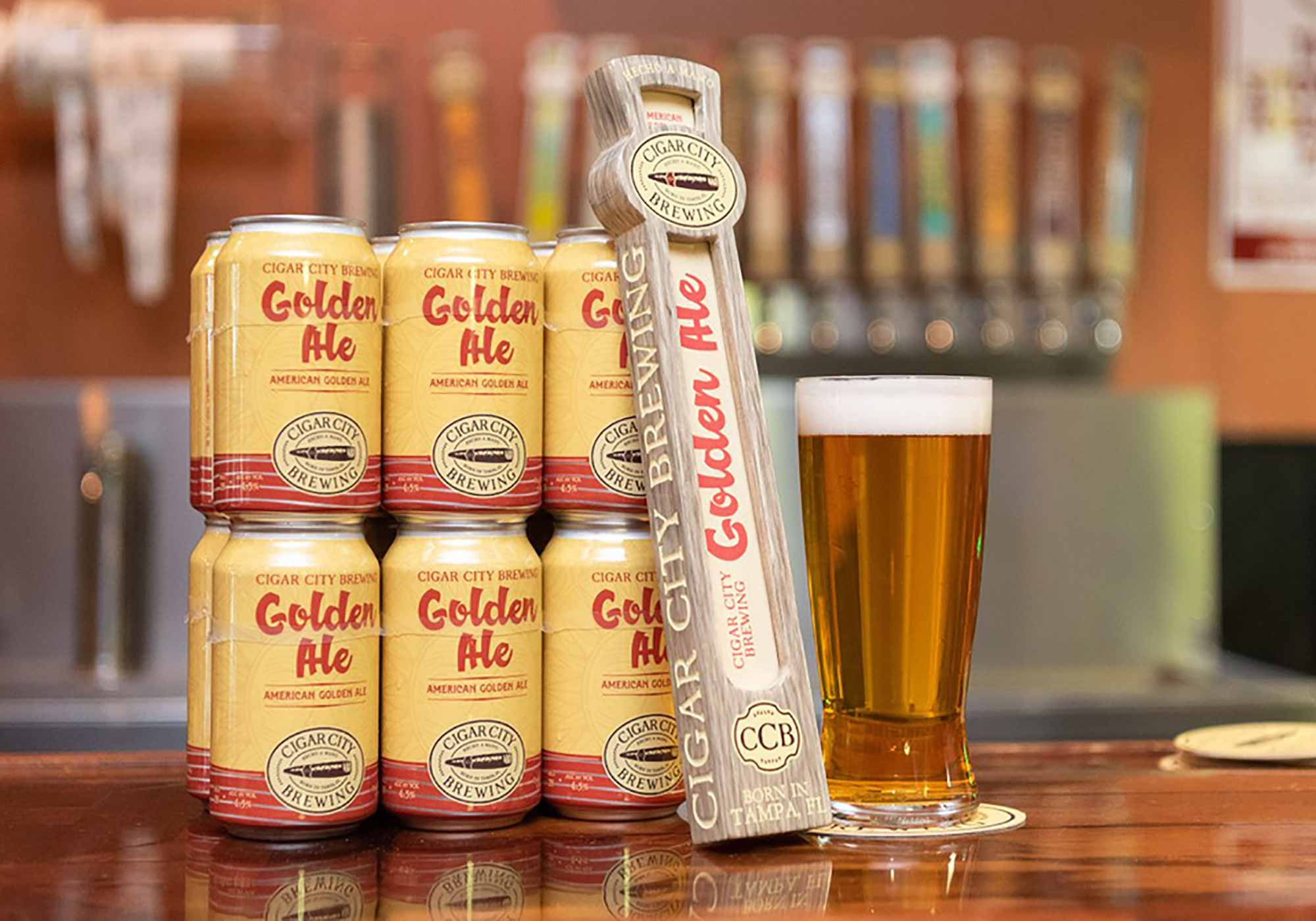 What Exactly Is a Golden Ale?